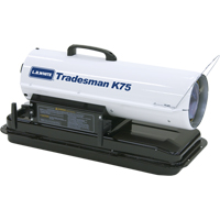 Tradesman™ Forced Air Kerosene Heater JG957 | Ontario Safety Product