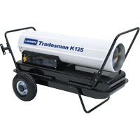 Tradesman™ Forced Air Kerosene Heater JG958 | Ontario Safety Product