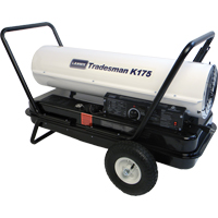 Tradesman™ Forced Air Kerosene Heater JG959 | Ontario Safety Product