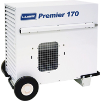 Forced Air Propane Heater JG964 | Ontario Safety Product