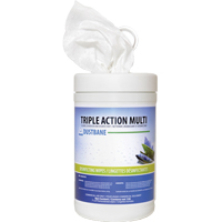 Triple Action Multi Disinfecting Wipes JH299 | Ontario Safety Product