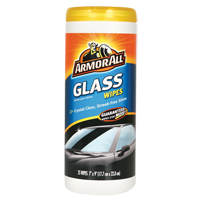 ARMOR ALL ® Glass Cleaning Wipes JH324 | Ontario Safety Product