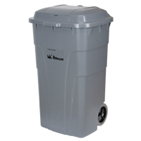 Rollable Recycling & Waste Receptacle JH479 | Ontario Safety Product