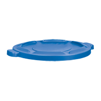 32 Gal Waste Container Lid JI489 | Ontario Safety Product