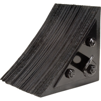 Laminated Rubber Chock KH603 | Ontario Safety Product