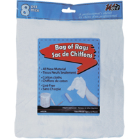 Cotton Wiping Cloths KP043 | Ontario Safety Product