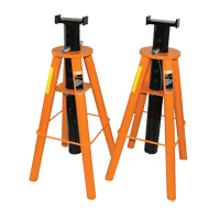 Shopstands - Pin Type Safety Stands LA841 | Ontario Safety Product