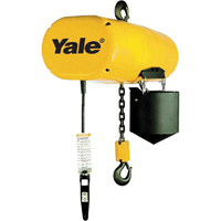 XL Series Air Chain Hoists LS959 | Ontario Safety Product
