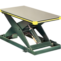Hydraulic Backsaver Lift Table LT584 | Ontario Safety Product