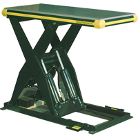 Hydraulic Backsaver Lift Table LT585 | Ontario Safety Product