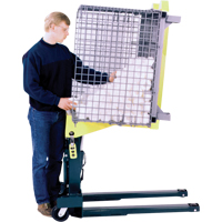 Portable Hydraulic E-Z Reach Tilter LT589 | Ontario Safety Product