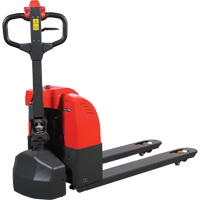 Semi-Electric Pallet Trucks LT470 | Ontario Safety Product