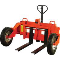 ECO All Terrain Pallet Truck LU112 | Ontario Safety Product