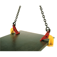 Topal™ Horizontal Lifting Plate Clamp TLH1 0-60 LV235 | Ontario Safety Product