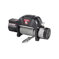 Bulldog® Utility Duty Electric Winches LV353 | Ontario Safety Product