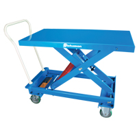 MobiLeveler® Mobile Self-Levelling Work Table LV460 | Ontario Safety Product