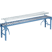 "10' Aluminum Conveyors - 1 1/2"" Rollers MA019 