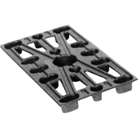 Plastic Pallets MA373 | Ontario Safety Product