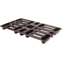 Plastic Pallets MA374 | Ontario Safety Product