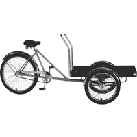 Front Load Tricycles MD209 | Ontario Safety Product