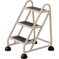 Aluminum Stop-Step Ladders MD624 | Ontario Safety Product