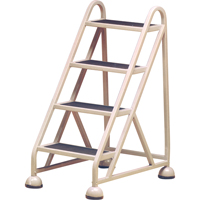 Aluminum Stop-Step Ladders MD625 | Ontario Safety Product
