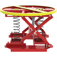 Pallet Pal® 360 Spring Level Loader MF108 | Ontario Safety Product