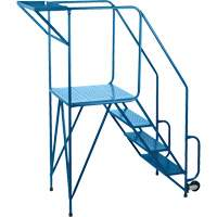 Mechanics/Maintenance Rolling Ladder MH213 | Ontario Safety Product