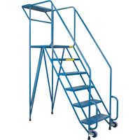 Mechanics/Maintenance Rolling Ladder MH215 | Ontario Safety Product