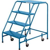 Rolling Step Ladders MH279 | Ontario Safety Product