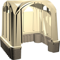 Outdoor Poly Shelters MK672 | Ontario Safety Product