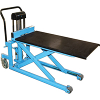Hydraulic Skid Lifts/Tables - Optional Tables MK794 | Ontario Safety Product