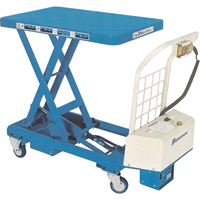 MobiLift™ BXB Electric Scissor Lift Tables MK814 | Ontario Safety Product