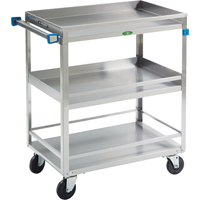 Stainless Steel Guard Rail Carts MK975 | Ontario Safety Product