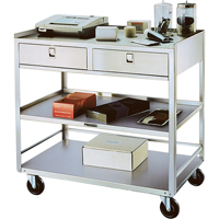 Stainless Steel Equipment Stands MK980 | Ontario Safety Product