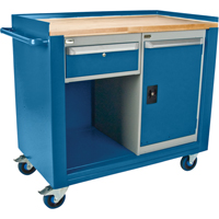 Industrial Duty Mobile Service Benches ML326 | Ontario Safety Product