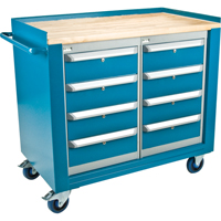 Industrial Duty Mobile Service Benches ML328 | Ontario Safety Product