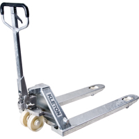 Galvanized Hydraulic Pallet Trucks MN059 | Ontario Safety Product