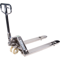 Stainless Steel Hydraulic Pallet Trucks MN060 | Ontario Safety Product