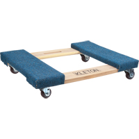 Carpeted Ends Hardwood Dolly MN196 | Ontario Safety Product
