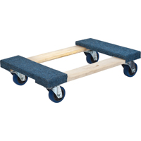 Carpeted Ends Hardwood Dolly MN214 | Ontario Safety Product