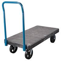 Plastic Platform Trucks MN428 | Ontario Safety Product