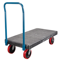 Plastic Platform Truck MN430 | Ontario Safety Product