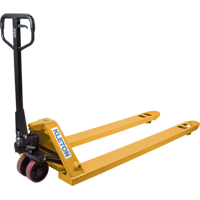 6' Long Fork Hydraulic Pallet Trucks MN459 | Ontario Safety Product