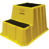 Nestable Industrial Step Stools MN658 | Ontario Safety Product