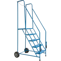 Trailer Access Rolling Ladder MO010 | Ontario Safety Product