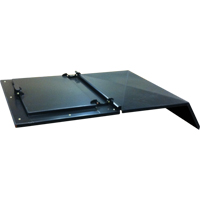 Steel Cover for Self-Dumping Hopper MO027 | Ontario Safety Product