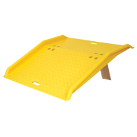Portable Poly Hand Truck Dock Plate MO110 | Ontario Safety Product