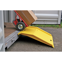 Portable Poly Shipping Container Ramp MO113 | Ontario Safety Product