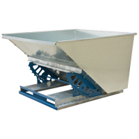 Knocked-Down Self-Dumping Hoppers MO130 | Ontario Safety Product
